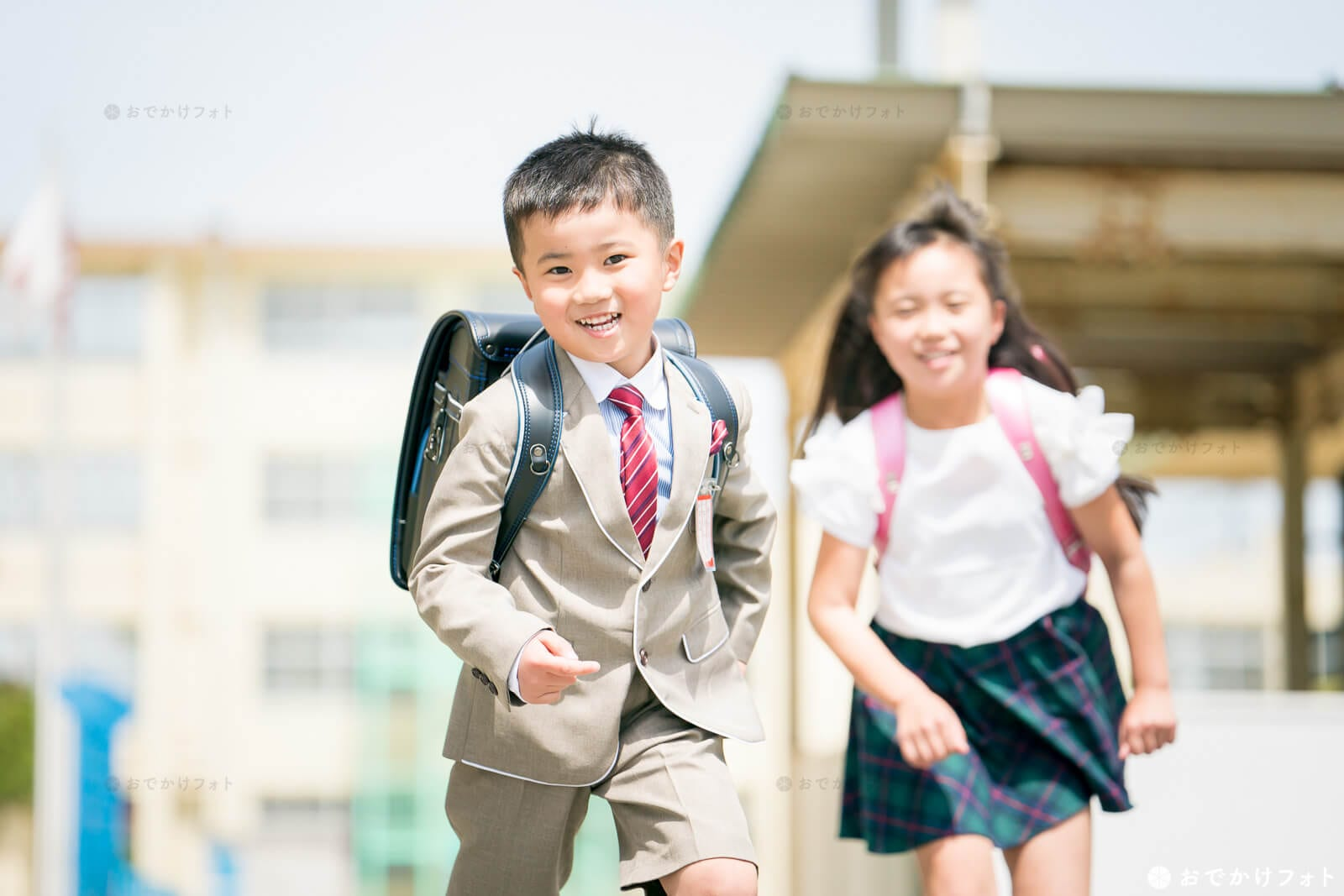 小学校の入学記念