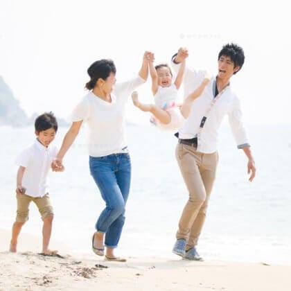誕生日記念写真・志賀島