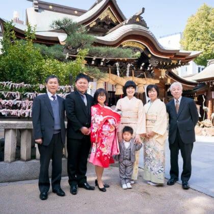 お宮参りは赤ちゃんの成長を祈願する日本の伝統行事