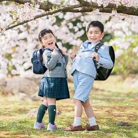 入園入学 写真 福岡