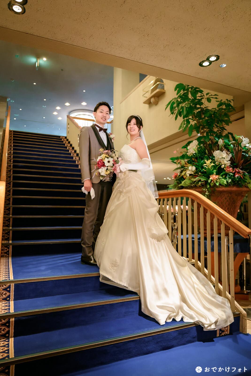 ウェディング、結婚式の出張撮影